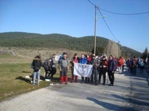Ορειβάτες στο Ξηρολίβαδο 2 - Αντίγραφο